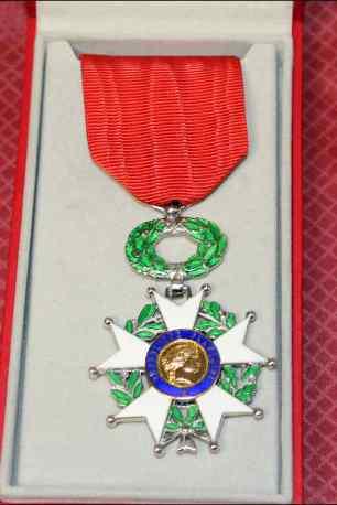 Legion D'Honneur Medal